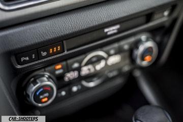 Mazda 3 Prova su Strada