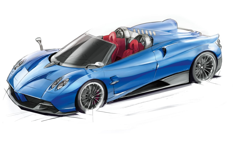 huayra_roadster_sketch_front-1