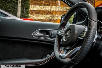 Mercedes Classe A NEXT Test Drive