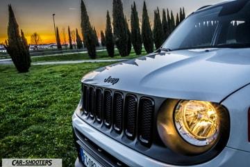 Jeep Renegade Night Eagle Prova su Strada