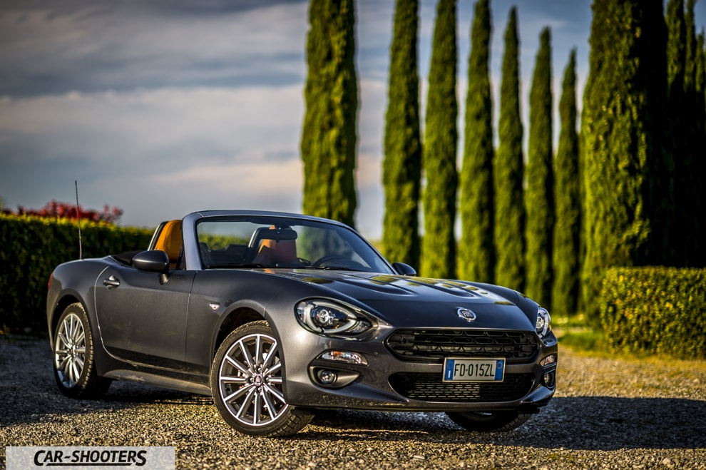 fiat 124 spider the return of a legend review road test. Black Bedroom Furniture Sets. Home Design Ideas