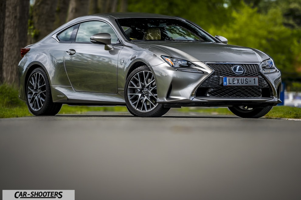 Lexus RC 300H F SPORT | Car - Shooters