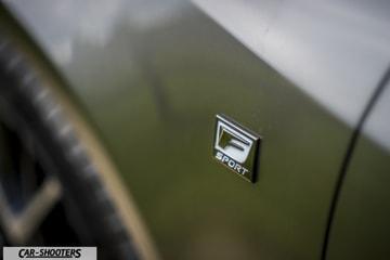 Lexus RC300 H F SPORT prova su strada