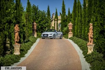 Audi A3 Cabriolet Prova Su Strada