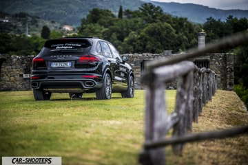 Porsche Cayenne Platinum Edition Prova Su Strada