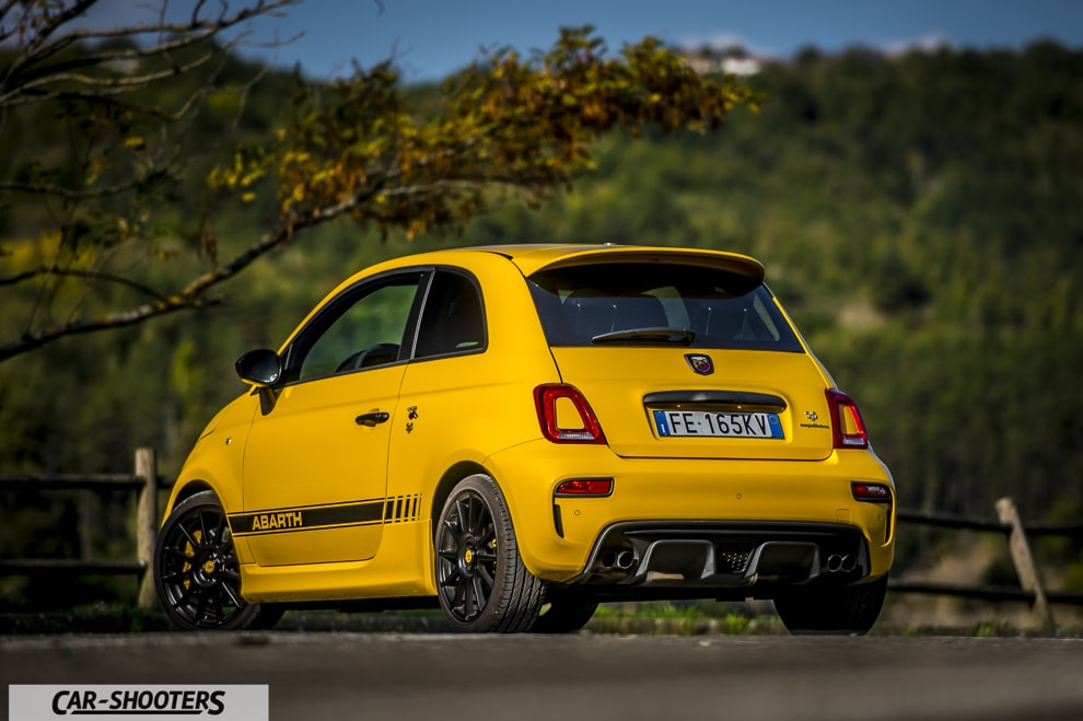 abarth 595 competizione the yellow hatchback review. Black Bedroom Furniture Sets. Home Design Ideas