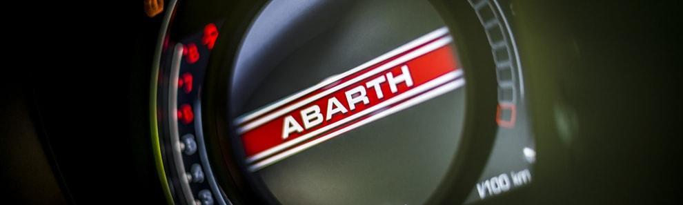 Abarth 595 Competizione Prova su Strada