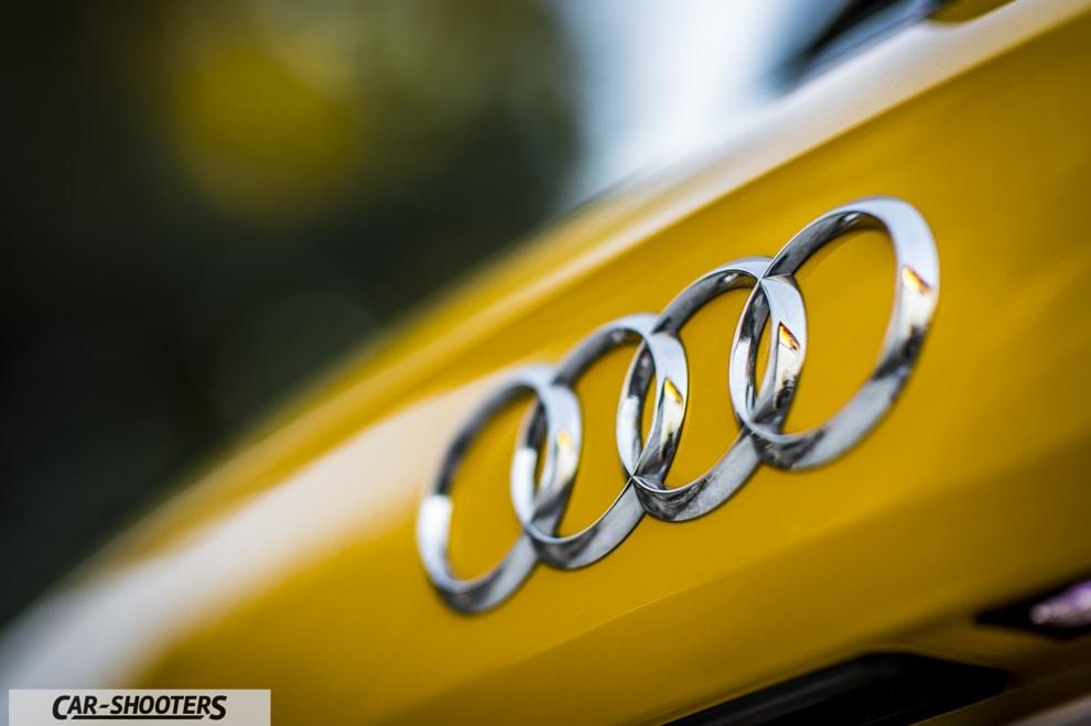Audi Q2 Quattro Prova su Strada