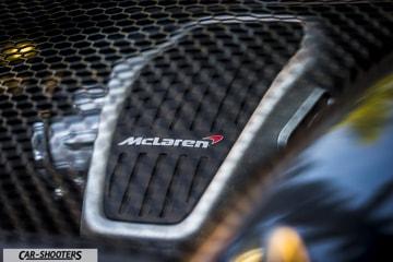 McLaren 570S Prova su Strada