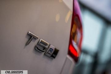 Volvo XC40 prova su strada