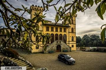 Mazda CX-3 Luxury Edition Prova su Strada