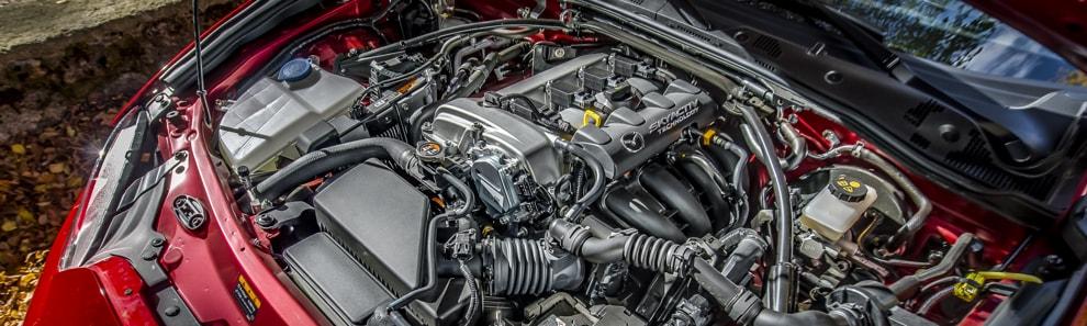 frazionamento motore rapporto cilindri potenza