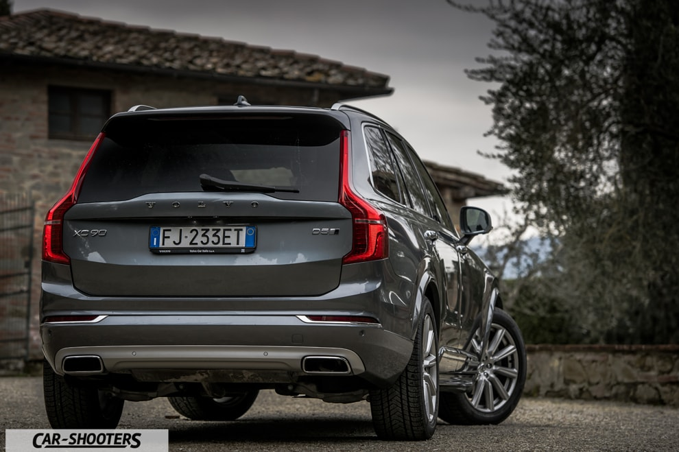 Volvo XC90 D5 Inscription: The First Class of the Roads - Review