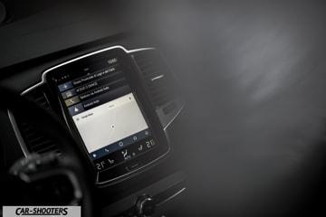 Volvo XC90 D5 PROVA SU STRADA
