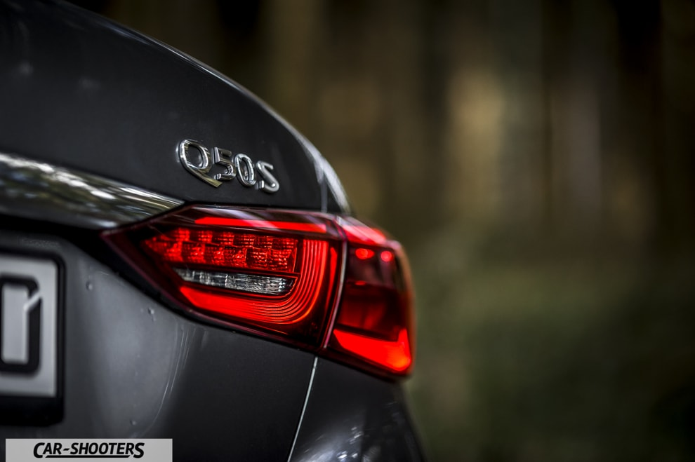 Infinti Q50 MY2018 Prova Su Strada