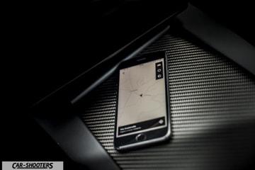 Tesla Model S App Telefono