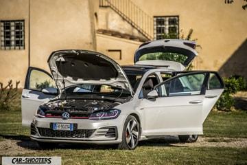 Volkswagen Golf VII GTI Prova Su Strada