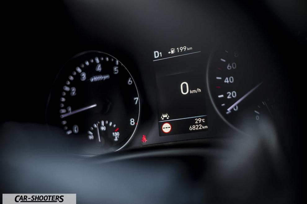 Hyundai i30 Prova su Strada