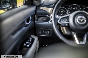 Mazda CX-5 Prova su Strada