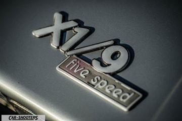 Fiat X1/9 Storia