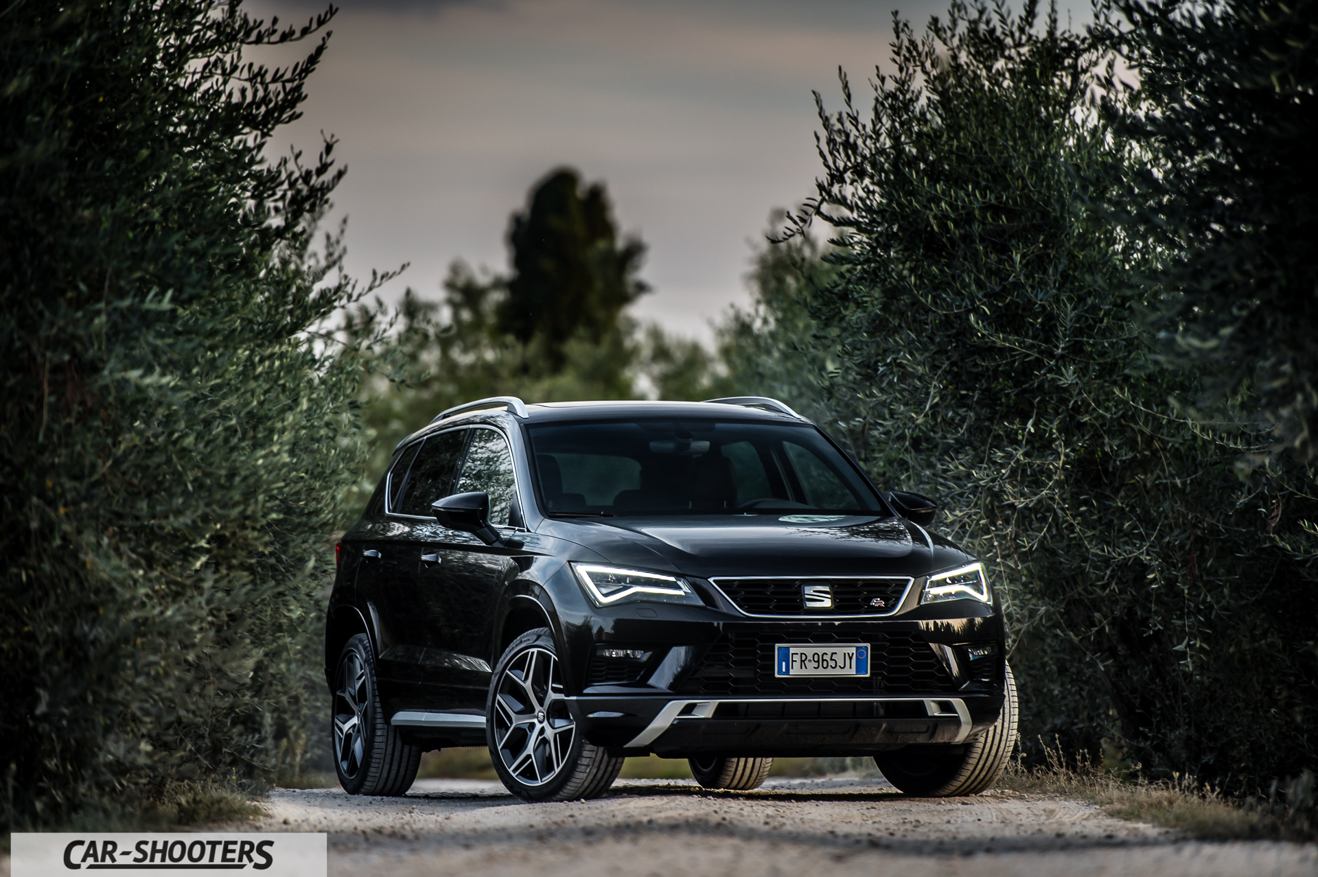 Seat Ateca Fr Sporty Details Review
