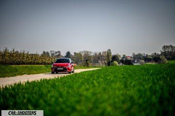 Toyota Corolla Hybrid Prova su Strada