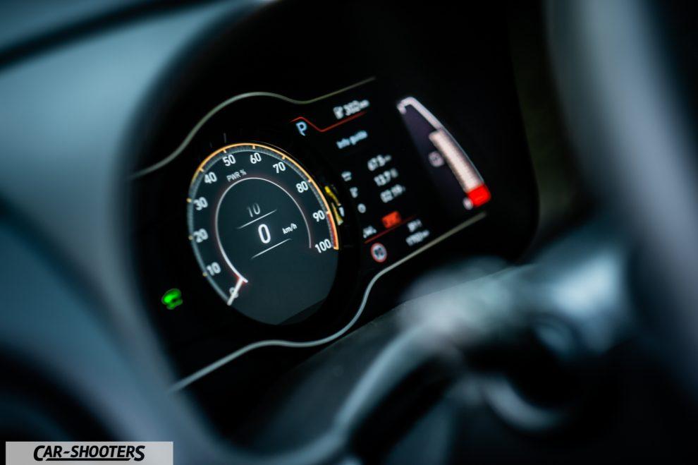 Hyundai Kona EV Prova su Strada