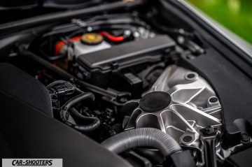 Lexus LC500h Prova Su Strada