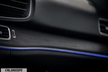 Mercedes GLE Prova su Strada
